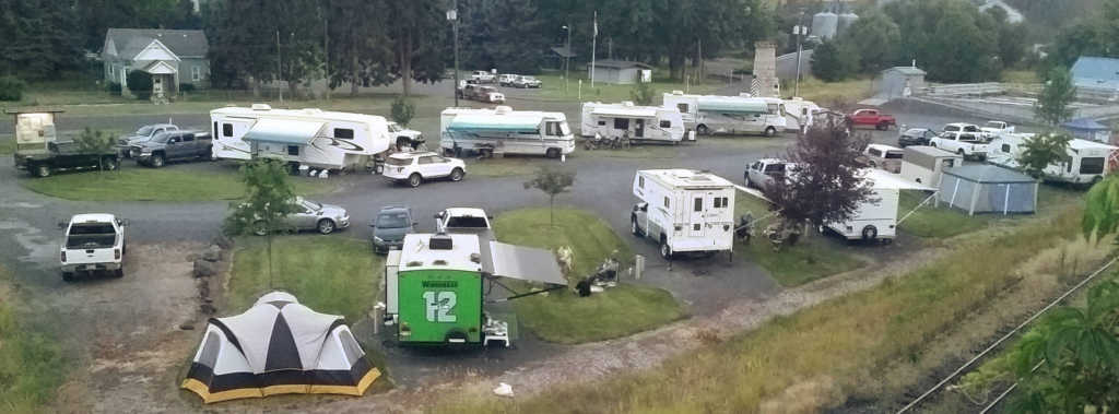 Rv Park City Of Palouse