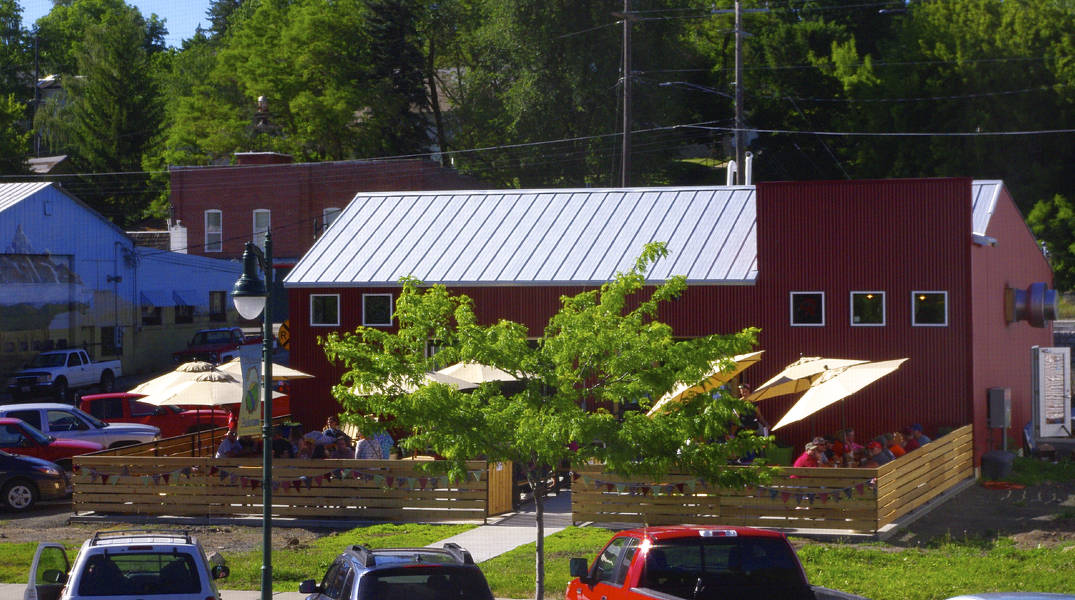 Palouse Caboose Bar and Grill