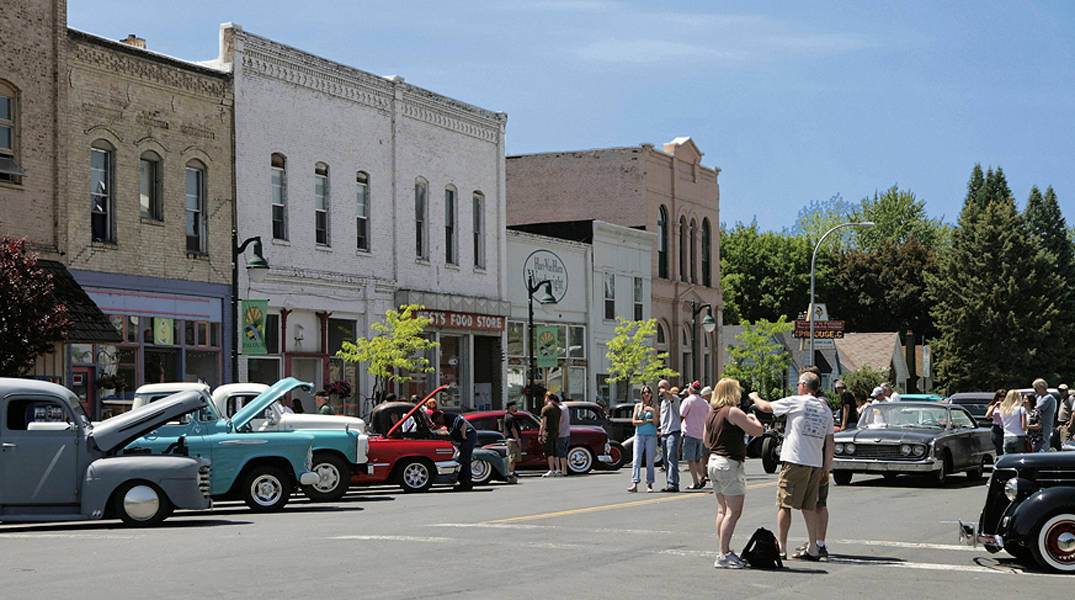 Palouse Main Street