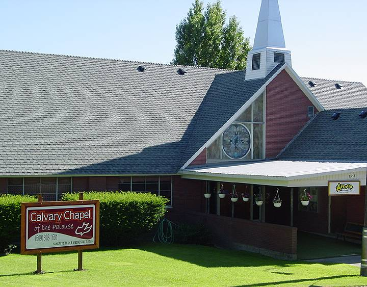 The Calvary Chapel of the palouse