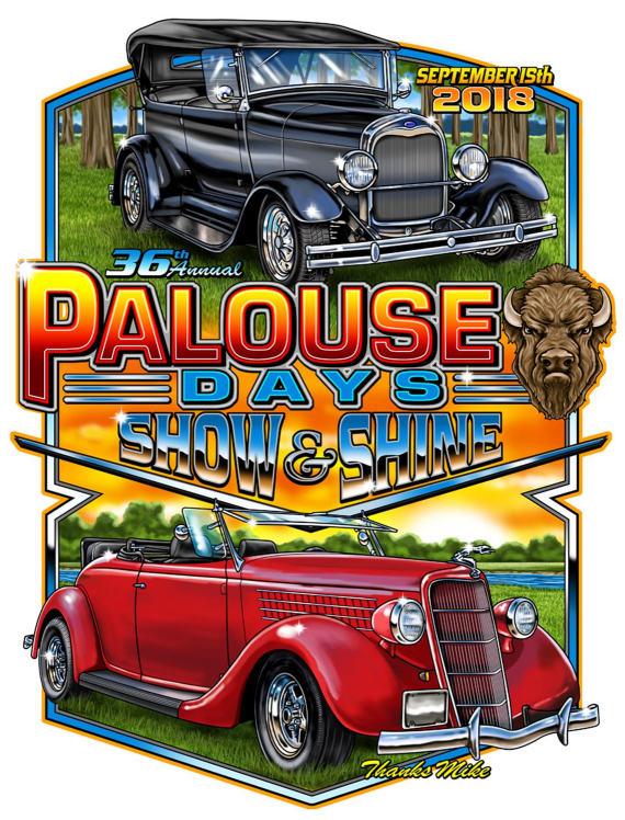 Palouse Days Car Show